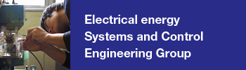 Electrical energy Systems and Control Engineering Group