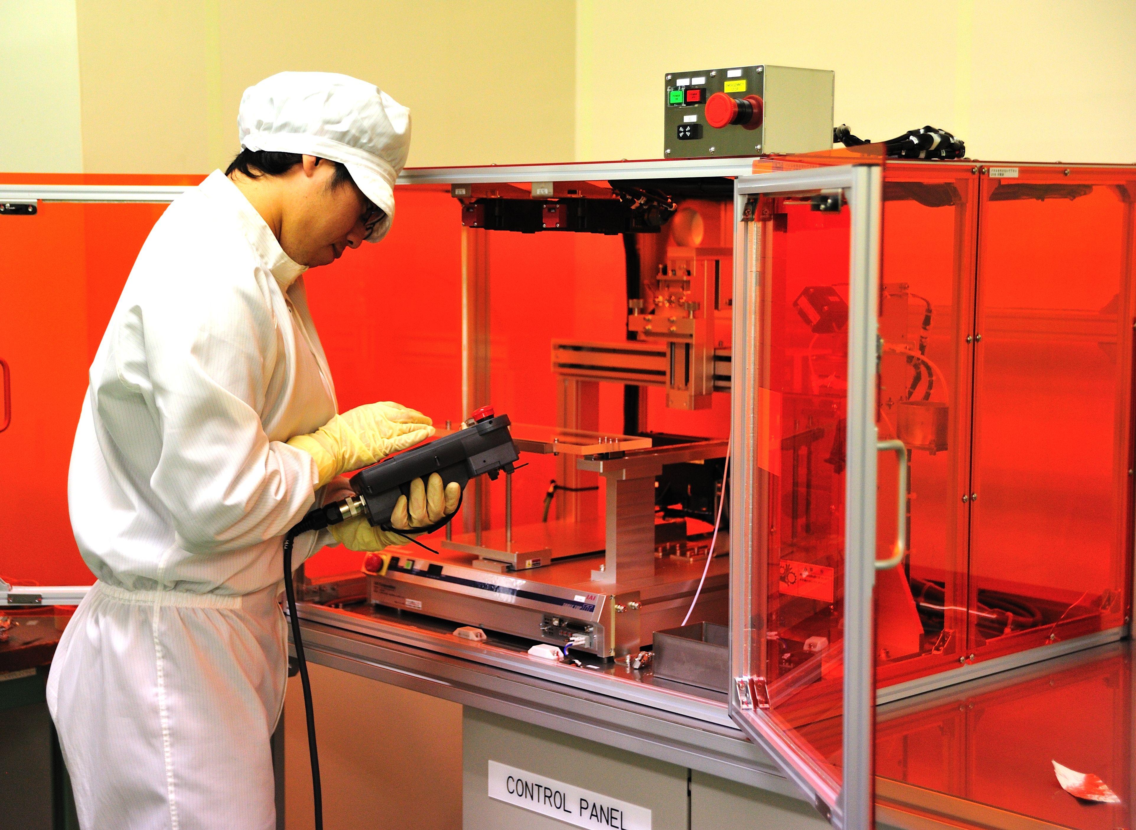 液晶デバイス研究室
