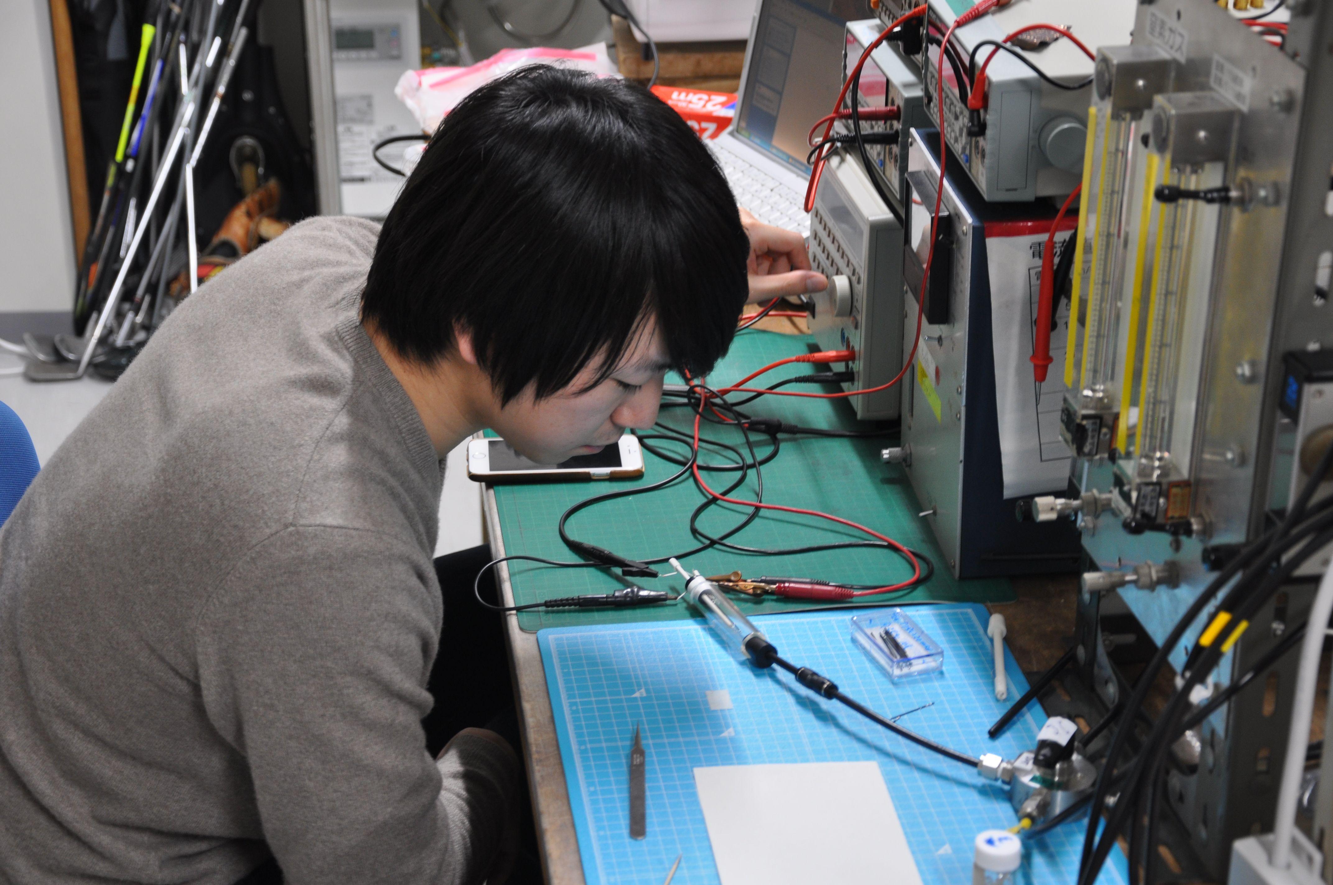 電子セラミックス研究室