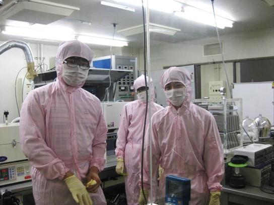 ナノ・マイクロシステム工学研究室